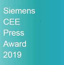 Siemens CEE Press Award 2016